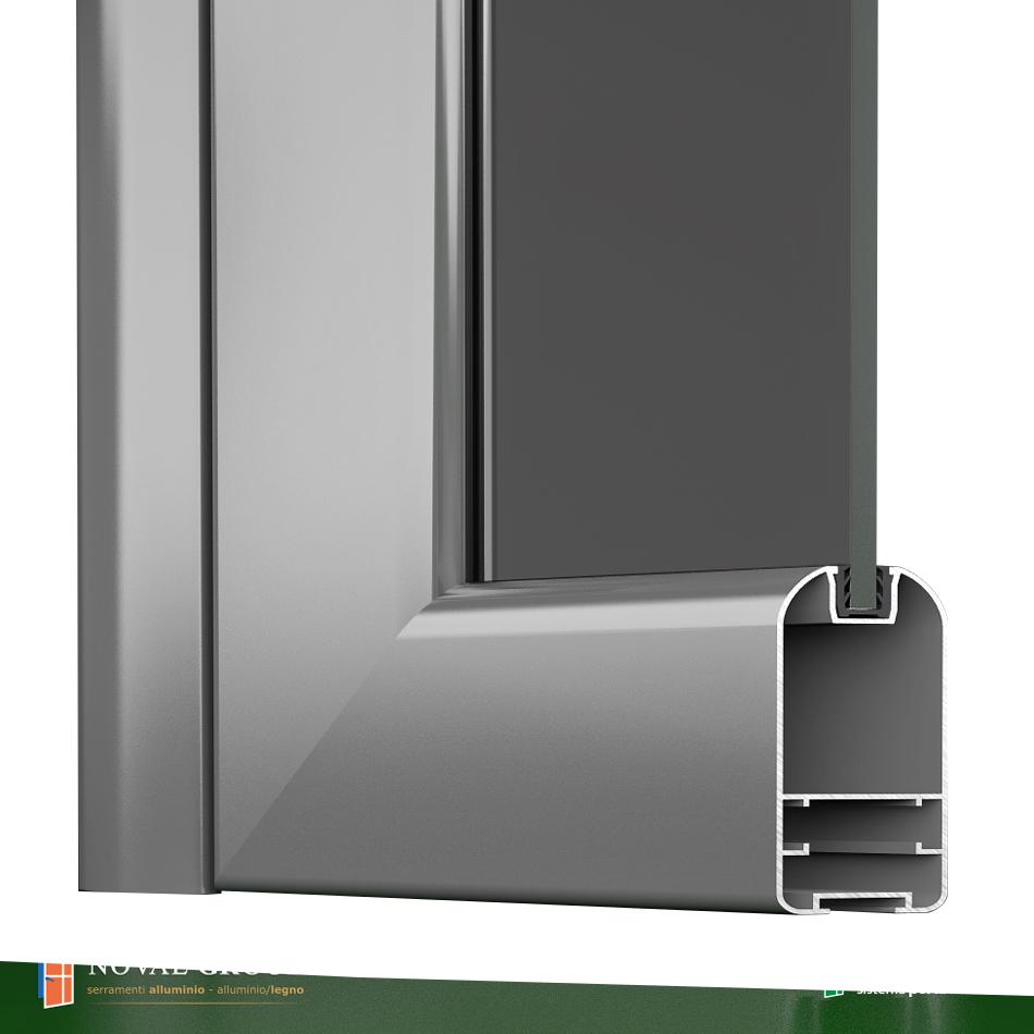 Porte interne in alluminio - Detrazioni fiscali porte interne ...
